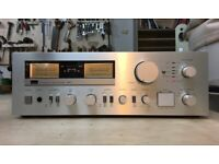 Vintage Sansui A-80 Integrated Stereo Amplifier with turntable input