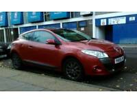 2009 RENAULT MEGANE III COUPE, AUTOMATIC, LOW MILAGE