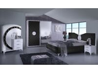 COMPLETE ITALIAN BEDROOM SET