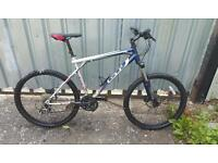 GT AGGRESSOR XC3 MOUNTAIN BIKE JUST BEEN SERVICED