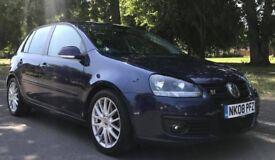 Volkswagen Golf 2.0 TDI 140 GT *FullMainDealerServiceHistory,Full Leather Seats(Heated Front Seats)*