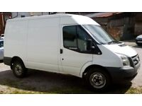 FORD TRANSIT 2010(60) T350M 2.4TDCI 115PS RWD MWB HITOP MANUAL 3DR DIESEL PANEL VAN - 12 MONTH MOT