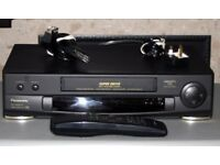 Panasonic NV-HD610 VHS Video Recorder