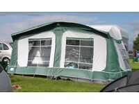 Pyramid Tuscany Awning model 875