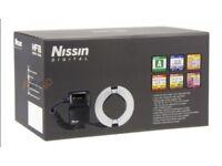 Macro RingFlash Nissin MF18 for Canon