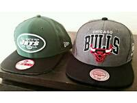 2 bran new Snapback hats (unworn)
