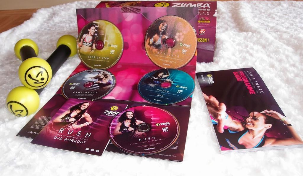 Zumba Fitness Exhilarate Dvd Zumba Fitness Exhilarate 7 Dvd