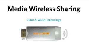 Medialink-ADATTATORE-WIFI-rende-ogni-TV-tramite-HDMI-DLNA-capace-Android-iPad-iPhone