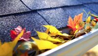 Gutter repairs and maintenance services