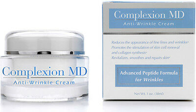 Complexion Md   Clinically Tested Multi Peptide Cream With Hyaluronic Acid  1Oz