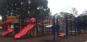 Commercial playground equipment Coopers Plains Brisbane South West Preview