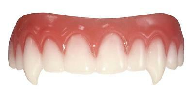 PROFESSIONAL FLEX VAMPIRE TEETH WITH FANGS realistic dressup costume accessories - Teeth Fangs
