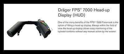 Drger Fps 7000 Draeger Fps7000 In-mask Display Hud 3355227