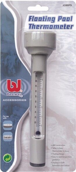 Bestway Schwimmthermometer, Poolthermometer, Schwimmbadthermometer