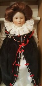 HEIRLOOM DOLL BY FRANKLIN MINT