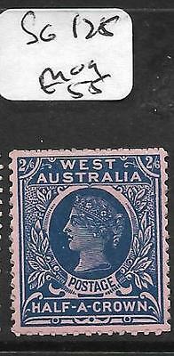WESTERN AUSTRALIA  (PP1209B)  QV 2/6  SG 125  MOG