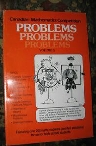Mathematics Problems book St. John's Newfoundland image 1