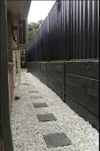Concrete Sleepers for retainning wall N16 bars Narellan Camden Area Preview