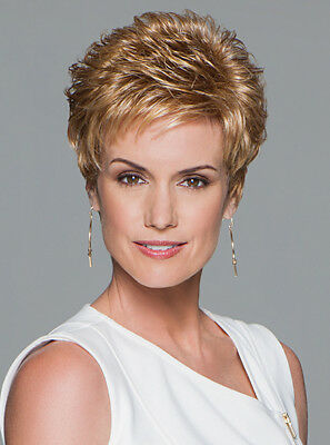Aspire Synthetic Wig Color (ASPIRE Wig by GABOR, ALL COLORS, ALL SIZES, Short Wig, Personal Fit Cap,)