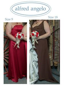 2 Alfred Angelo Bridesmaid Dresses