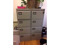 2 Filing Cabinets - Brand new! £170 for both