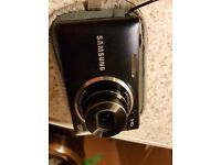 Samsung ST150F Smart Camera 2.0 with Built-In Wi-Fi Connectivity - Cobalt Black/Dark Blue 16.2MP
