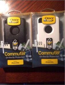 Brand New Otter Box Commuter Cases For iPhone 6 / 6s