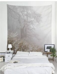 Fog Tapestry Wall Hanging