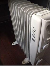 oil heater argos