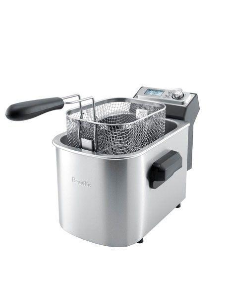 NEW Breville The Smart Fryer BDF500 Grey