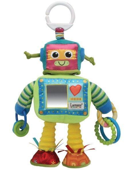 NEW Lamaze Rusty The Robot