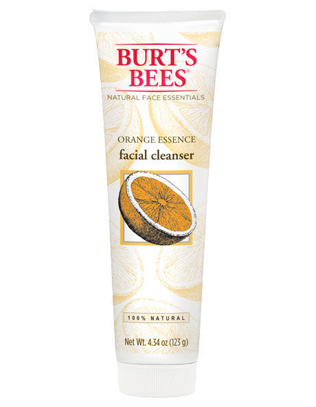 NEW Burt's Bees Facial Cleanser Orange Essence