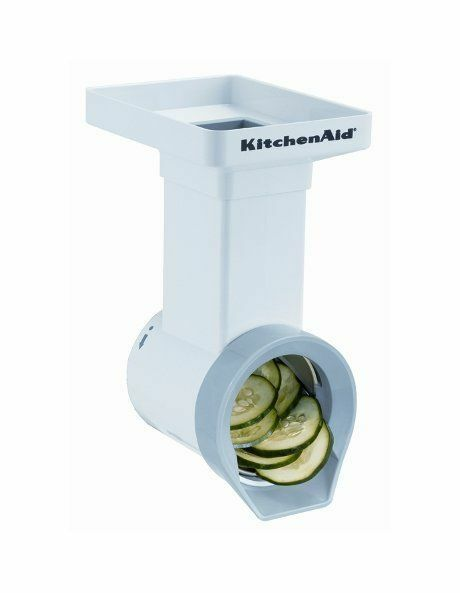 NEW KitchenAid MVSA Rotor Slice/Shred White