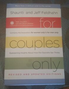 For Couples Only book set by Shaunti & Jeff Feldhahn