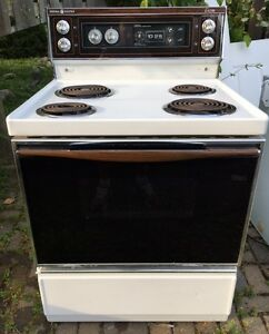 Stove, General Electric 30 inch