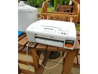 Brother Inkjet Colour Printer and Scanner