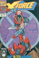 X-Force 2 Comic 2nd Appearance Deadpool