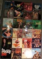 Collection of 93 vinyl records by JAMES LAST