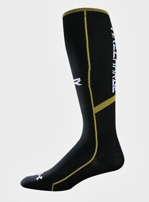 UNDER ARMOUR Recharge II Compression OTC Recovery Socks Mens M L Shoe 4-8.5-12.5