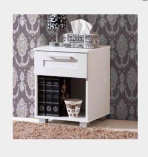 2 x Montreal bedside tables - brand new Maryland 2287 Newcastle Area Preview