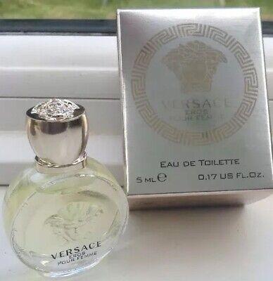 Versace Eros Pour Femme EDT Miniature - Boxed