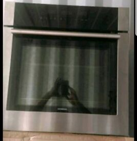 SIEMENS FAN ASSISTED OVEN **3 MONTHS GUARANTEE FREE LOCAL DELIVERY**