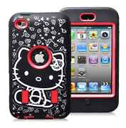 Hello Kitty iPod 4 Case