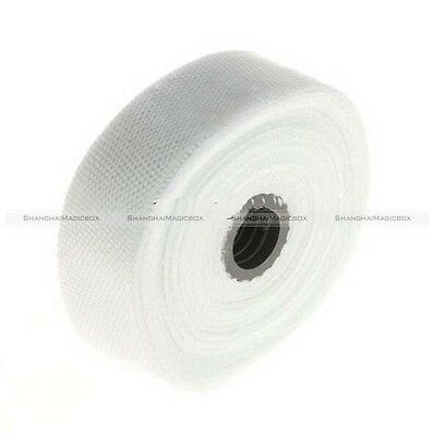 Fiberglass Cloth Tape Glass Fiber Mesh Joint Tape Plain Weave E-glass 25mmx15m
