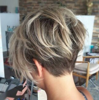 Free short haircut