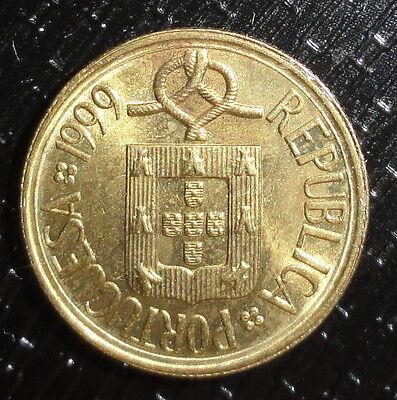 1999 Portugal 1 Escudos