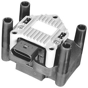 New Ignition Coil For VW 2.0L 4CYL Jetta Golf Beetle