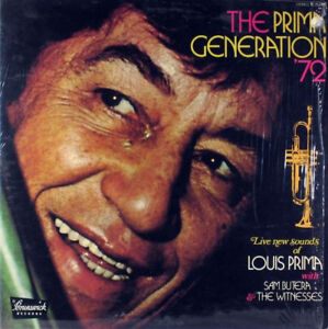 Louis Prima and wife Keeley Smith Vinyls