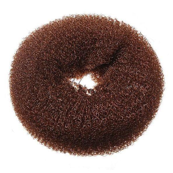 how to use a hair bun donut - photo #33