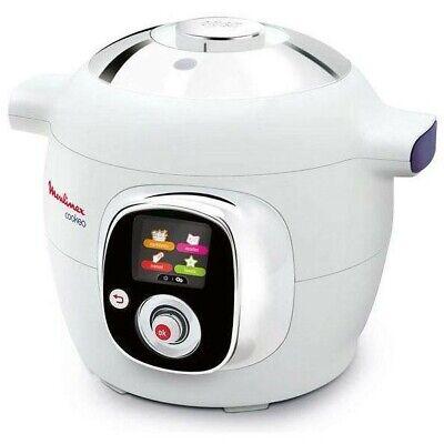 Moulinex CE7061 Cookeo robot da cucina multicooker 1200W capacità 6L colore Bia